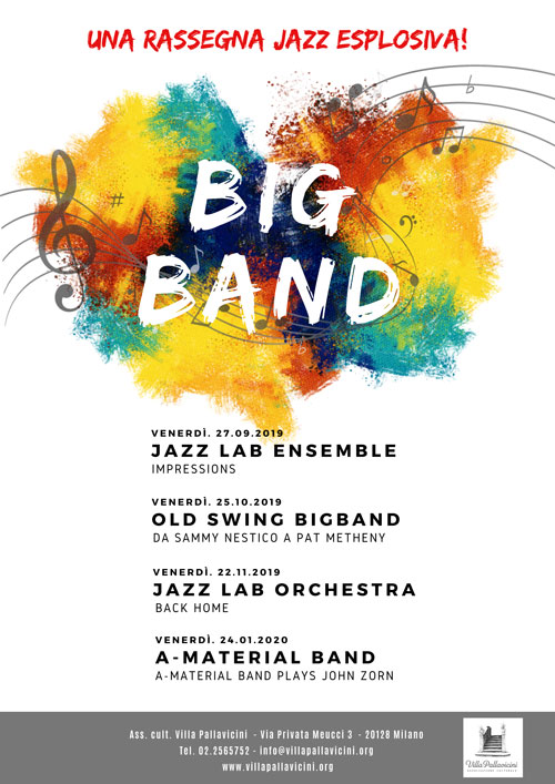 LOCANDINA A3 BIG BAND WEB